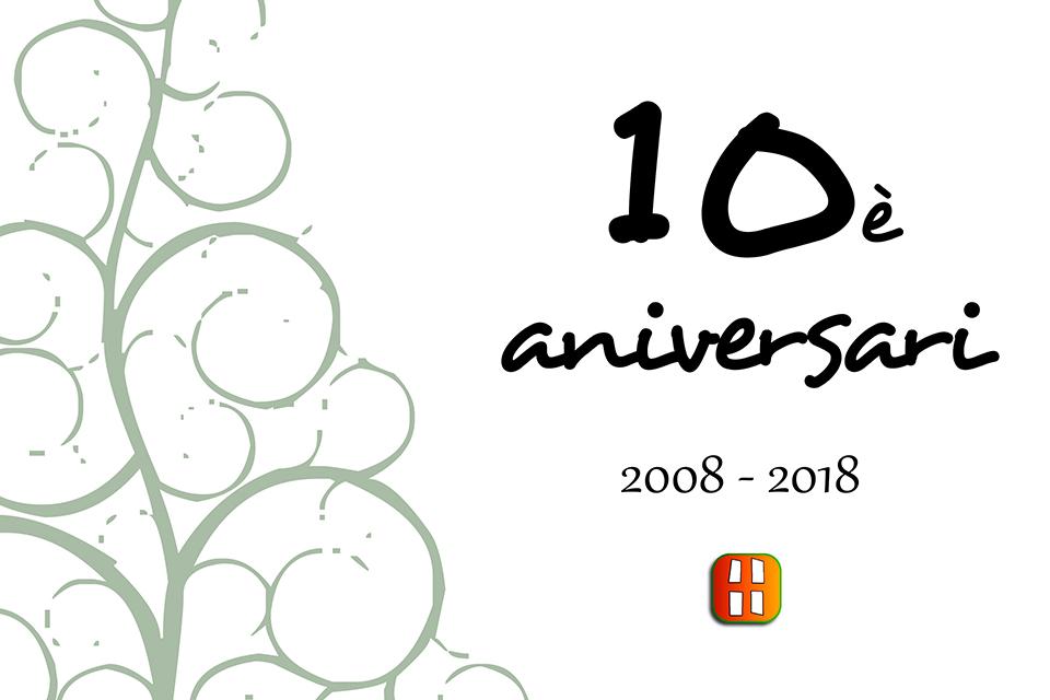10th anniversary of Casa Massa